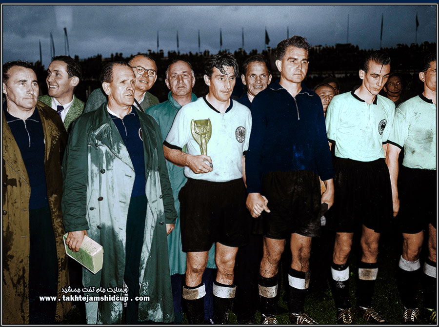 Germany World Cup 1954