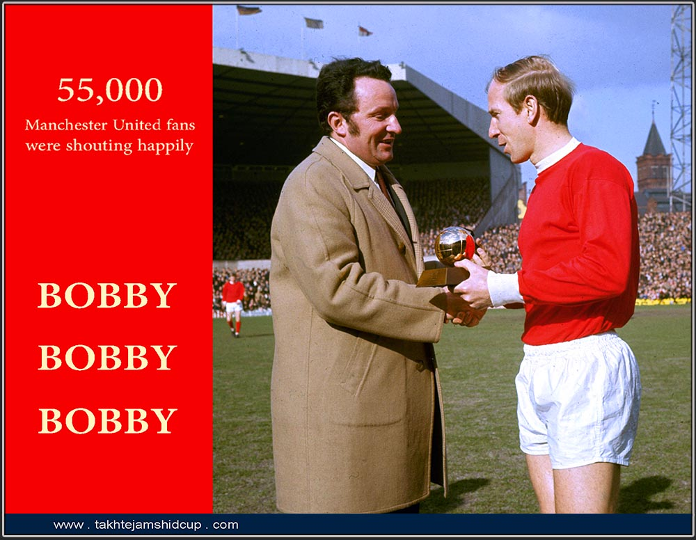 Bobby Charlton  Ballon d'Or 1966