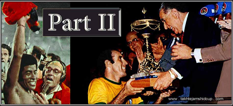 brazil independence cup 1972 Part II
