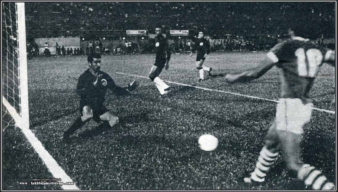 Paraguay and Venezuela 1972 Brazil Independence Cup