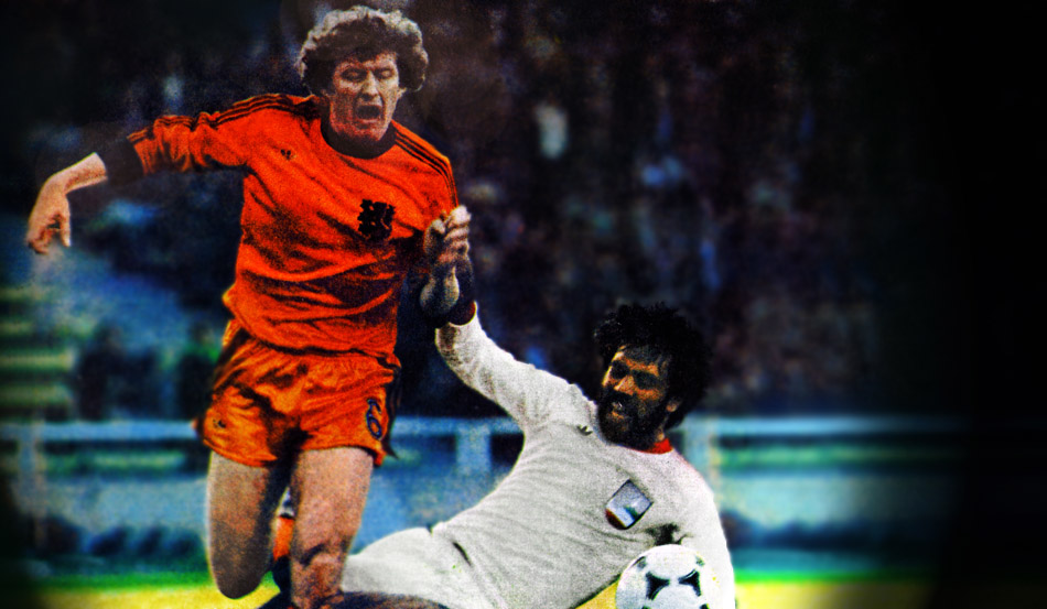 Iran Netherlands 1978 world cup