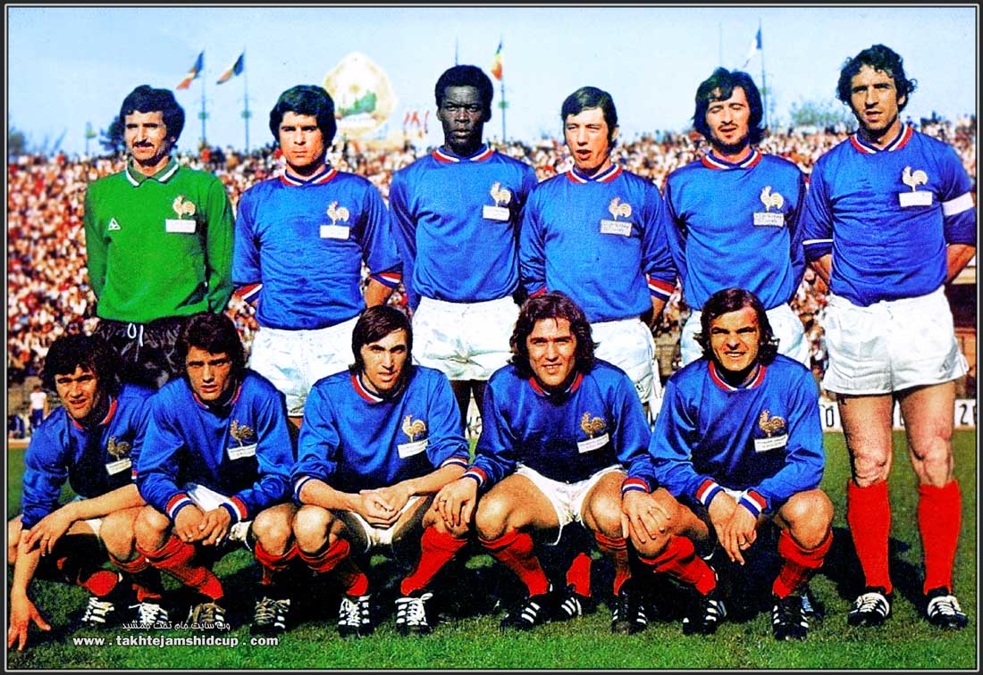 France national team 1972