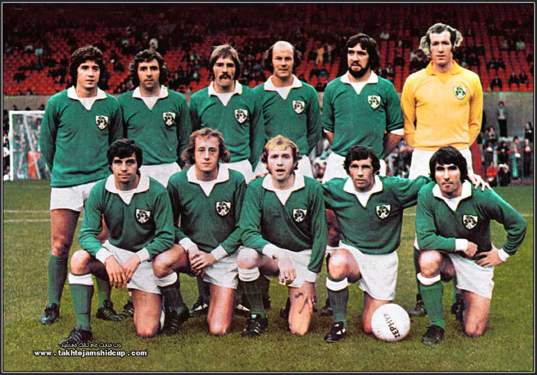 Ireland football team 1972