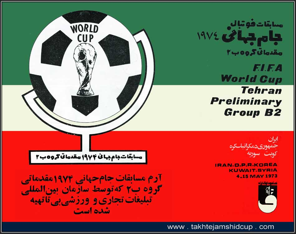 1974 FIFA World Cup qualification AFC