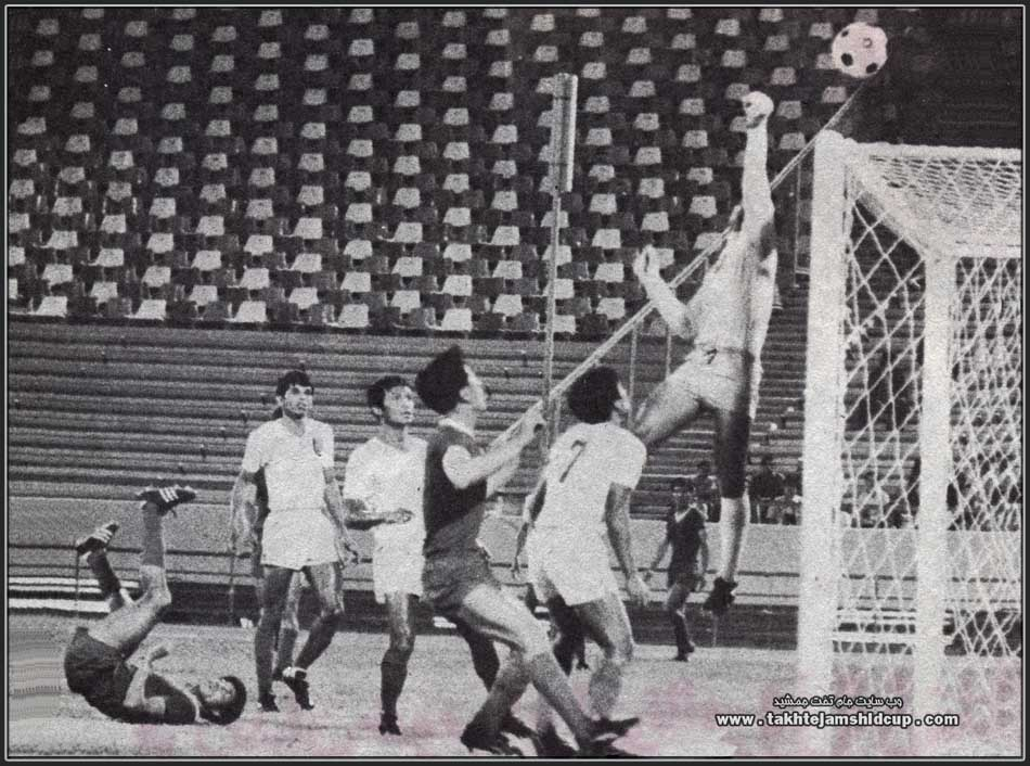 Burma and North Korea Football 1974 Asian Games