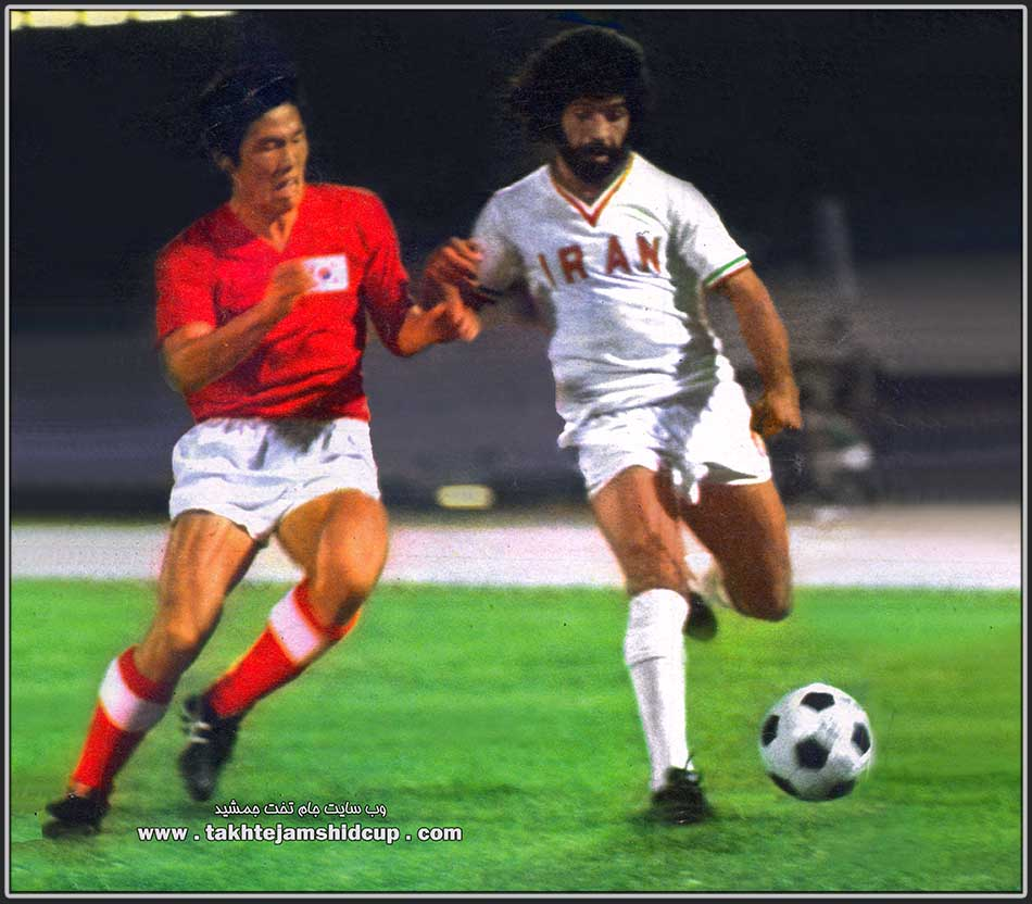 Asian GAMES 1974 FOOTBALL