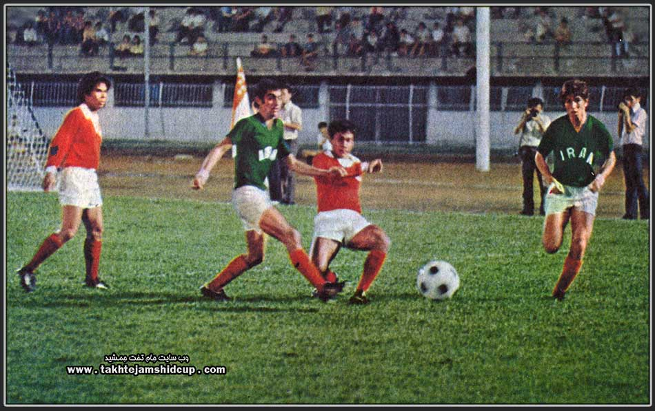 1974 AFC Youth Championshi جام جوانان آسیا 1974 بانکوک