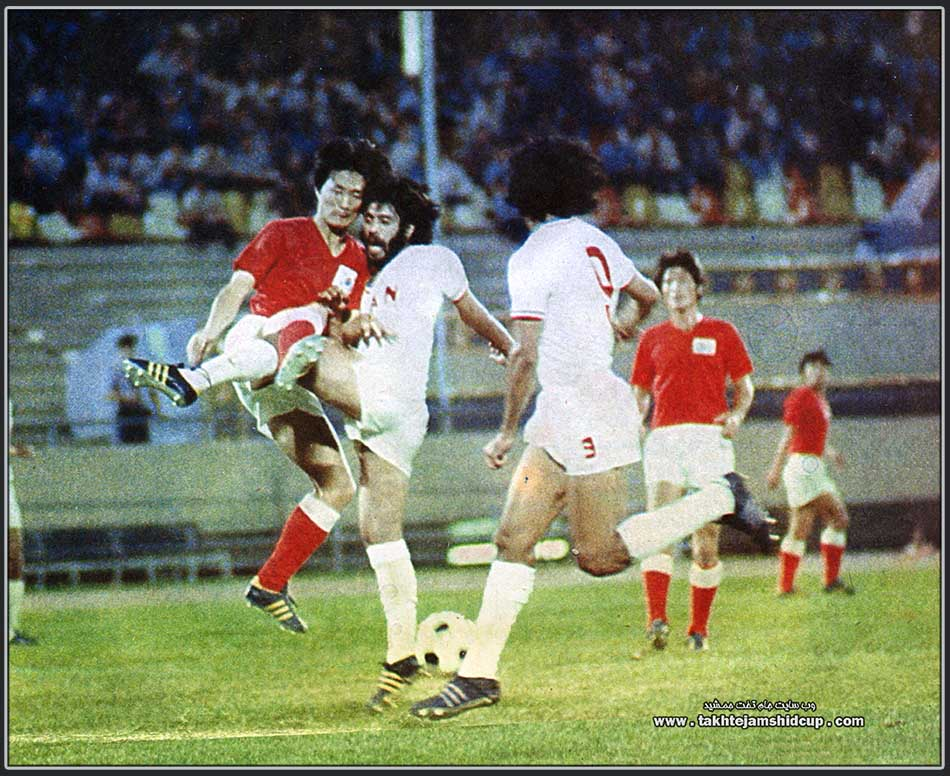 Football at the 1974 Asian Games