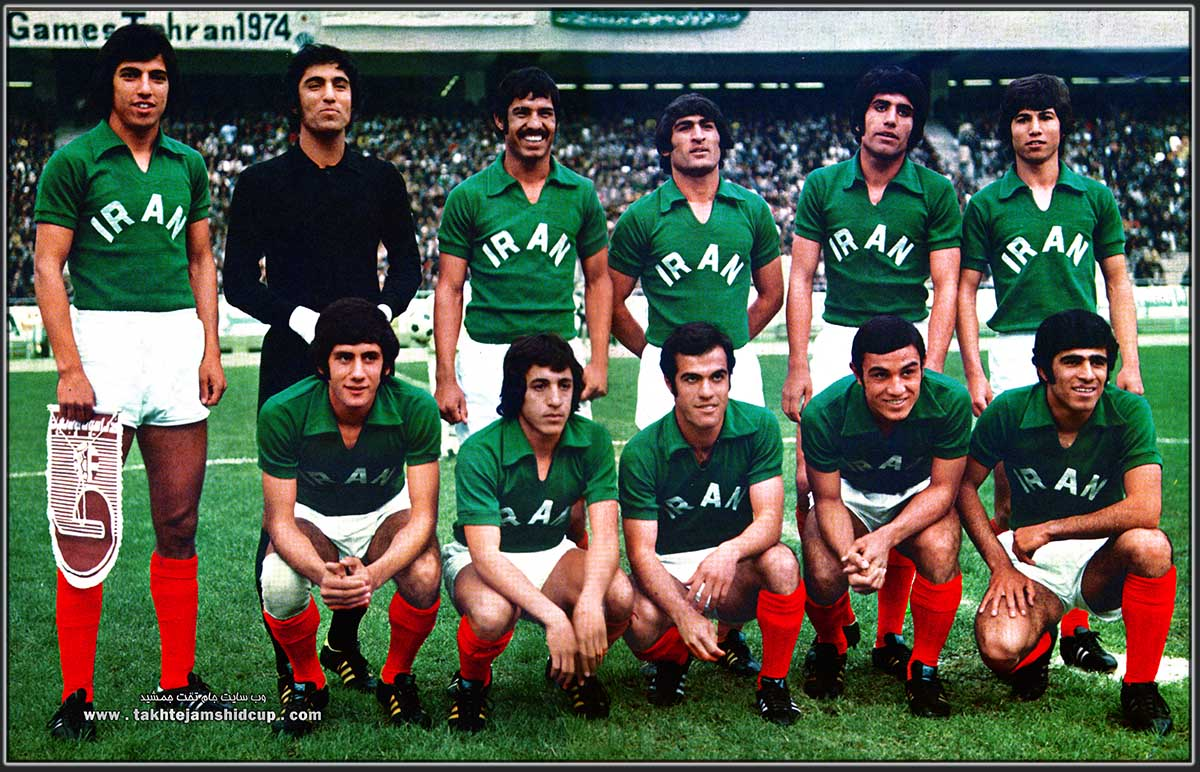 Iran youth champion 1973