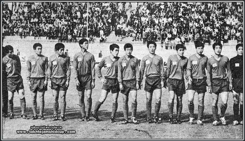 South Korea's Youth 1973 afc  한국 청소년 1973 afc