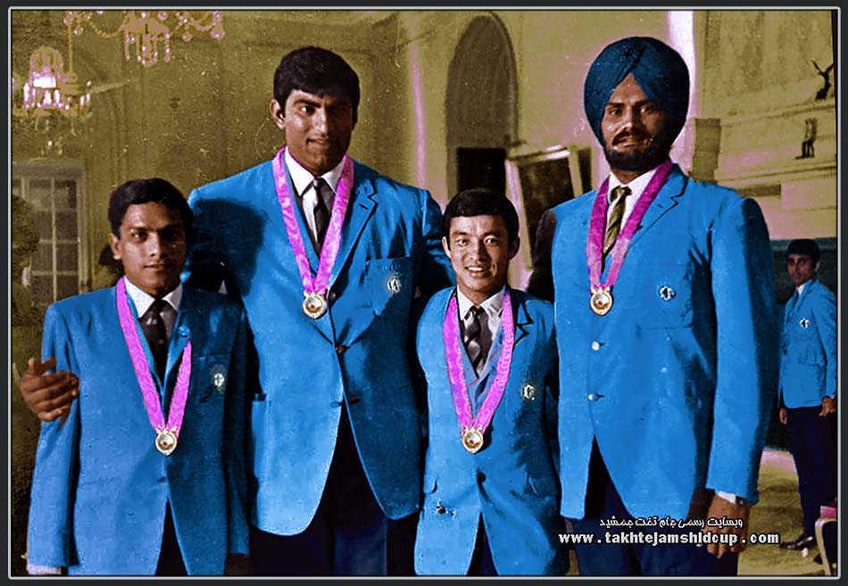 india at the 1970 asian games