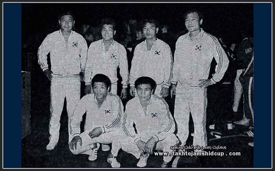 South Korea  1971  Asian Amateur Boxing Championships
