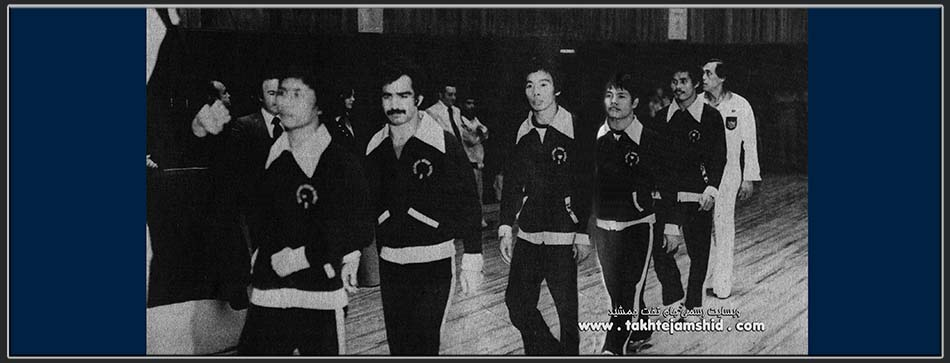 National wrestling team Indonesia 1978 World Wrestling Championships