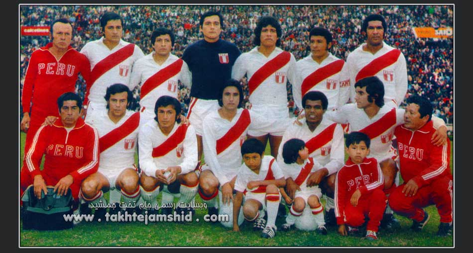 peru national team 1978
